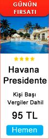 HAvana Presidente Hotel